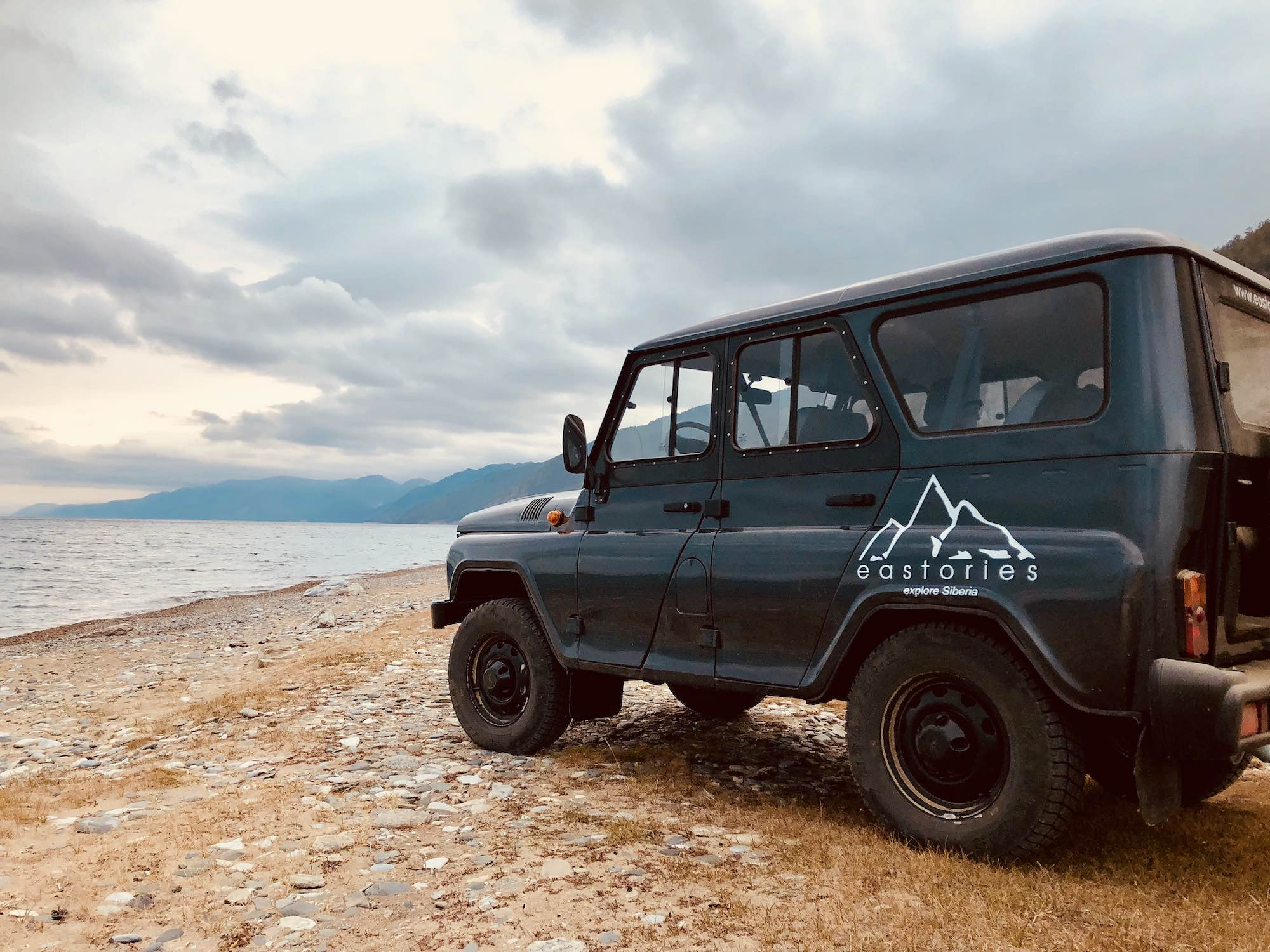 Car rental Irkutsk Uaz Hunter